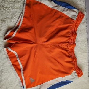 Adidas athletic women shorts size medium